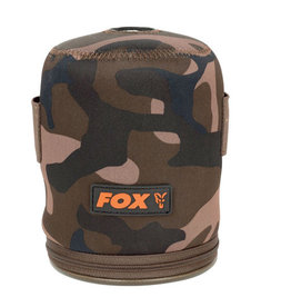 Fox Fox Camo Neoprene Gas Cannister Cover