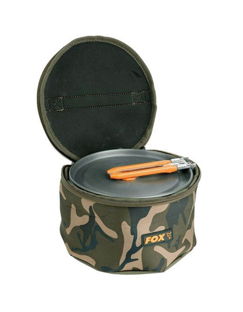Fox Fox Camo Neoprene Cookset Bag