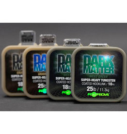 Korda Korda Dark Matter Tungsten Coated Braid