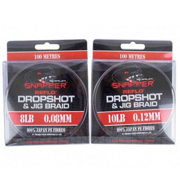 Korum Korum Snapper Dropshot & Jig Braid