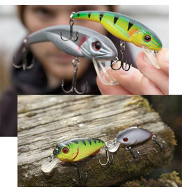 Korum Korum Snapper Double Hard Lures Silverfish