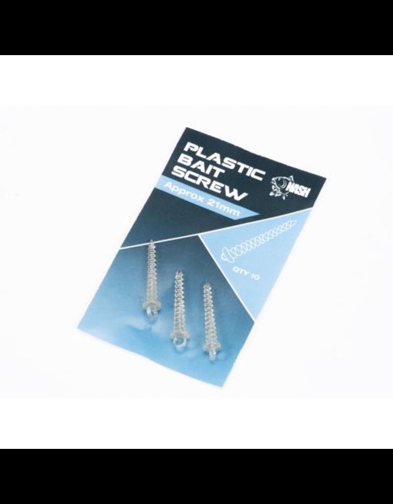 Nash Nash Plastic Bait Screws 21mm