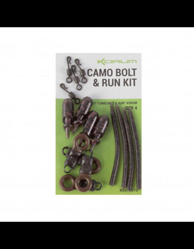 Korum Korum Camo Bolt & Run Kit