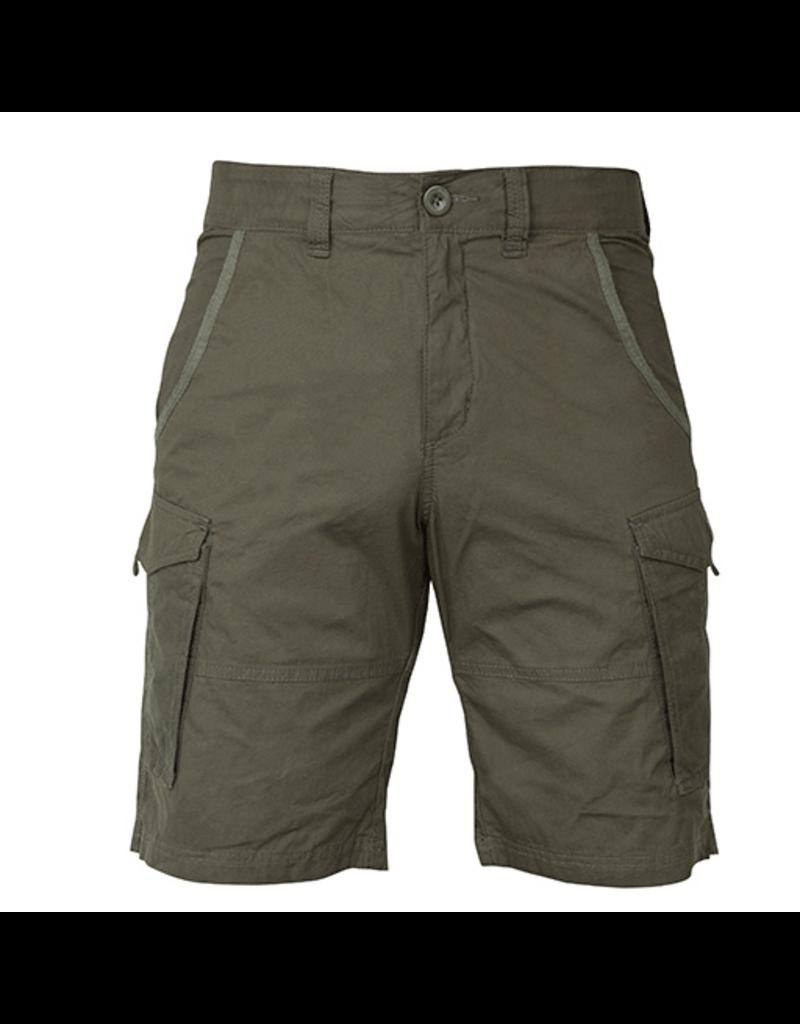 Fox Fox Green/Silver Combat Shorts