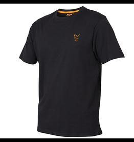 Fox Fox Black/Orange T-Shirt