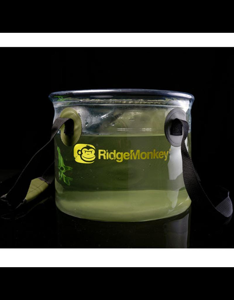 Ridge Monkey Ridge Monkey Perspective Collapsible Bucket 50/50