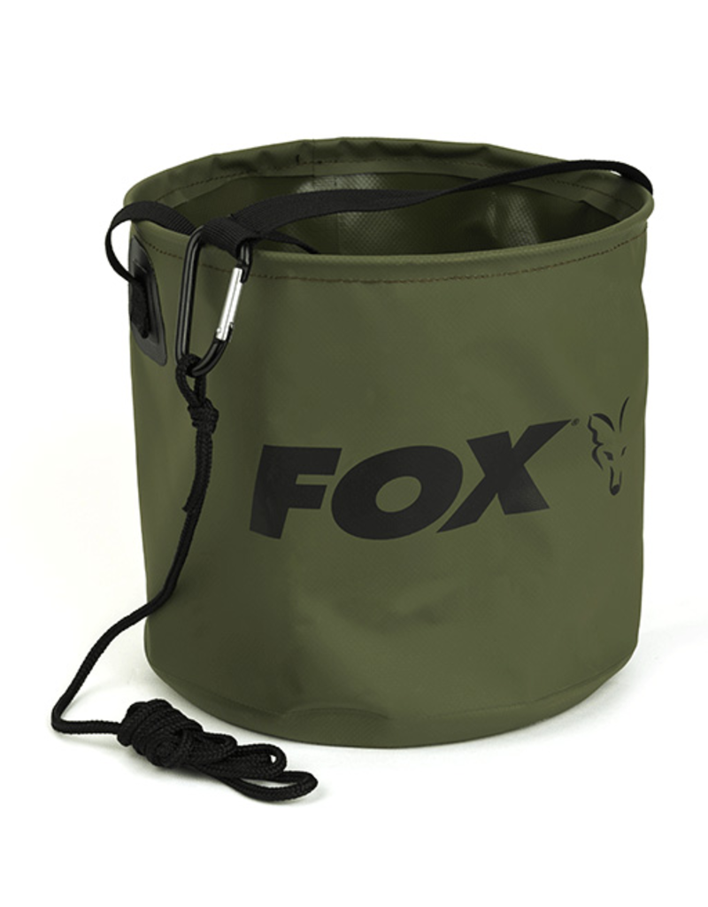 Fox Fox Collapsible Water Bucket 10ltr