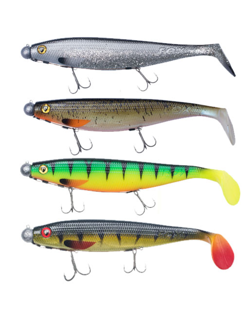 Fox Fox Rage Natural Classic 2 Loaded Pro Shad 18cm