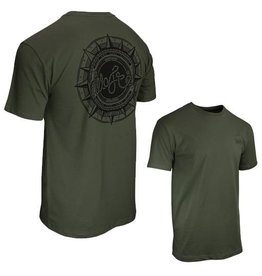Wofte Wofte Cyop T-Shirt Olive