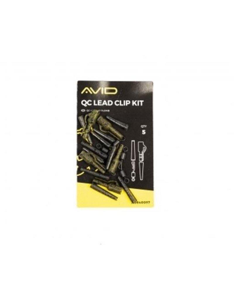 Avid Carp Avid Carp QC Leadclip Kit