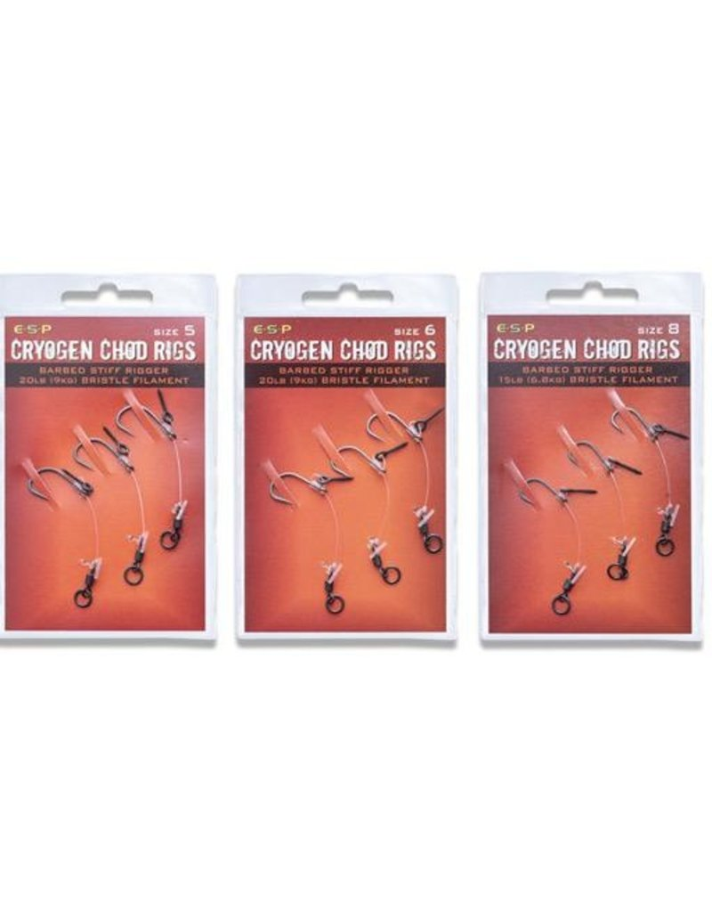 ESP ESP Cryogen Chod Rigs