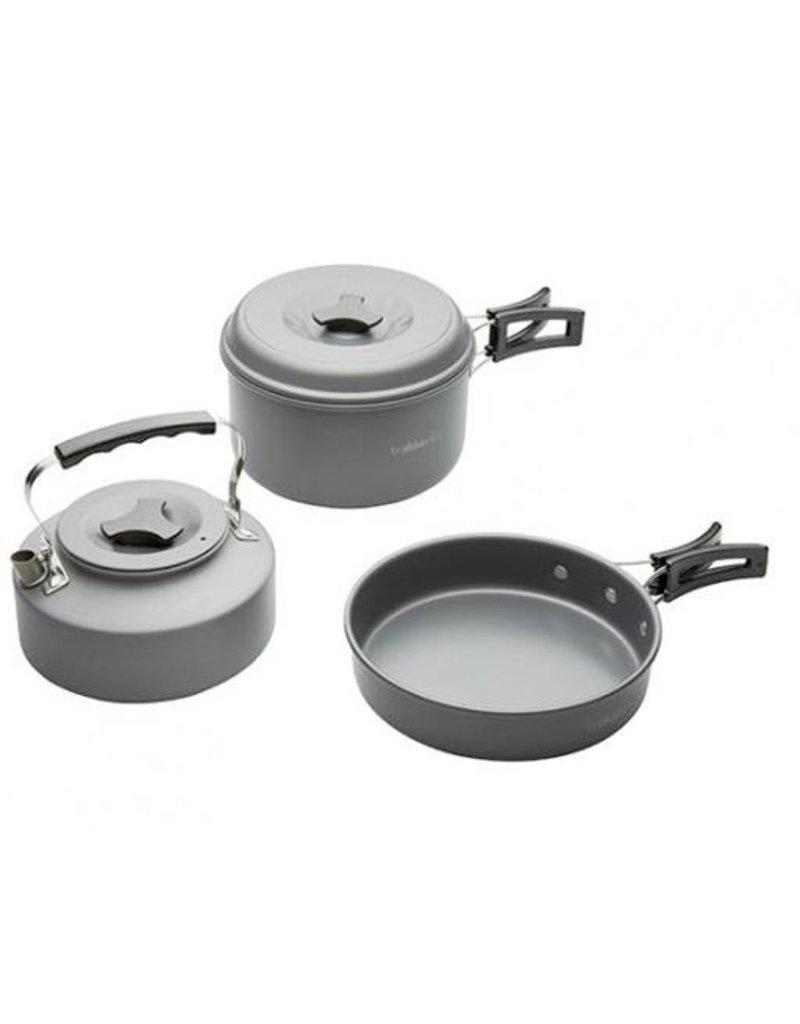 Trakker Trakker Armolife 3-Piece Cookware Set V2