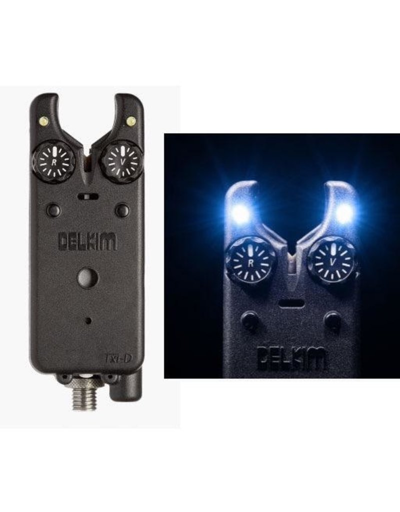 Delkim Delkim TXI-D Plus Bite Alarm & RX-D Receiver Deal with Gift Voucher