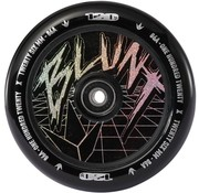 Blunt 120mm Hollow Classic Hologram Stuntstep Wiel