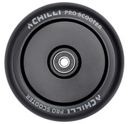 Chilli Fat 120mm Hollow Core Stuntstep Wielen Zwart