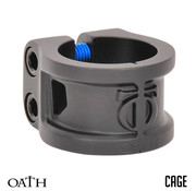 Oath Components Clamp 2 Bolts Cage Zwart
