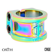 Oath Components Clamp 2 Bolts Cage Neo Chrome