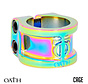 Clamp 2 Bolts Cage Neo Chrome