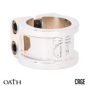 Oath Components Clamp 2 Bolts Cage Neo Silver