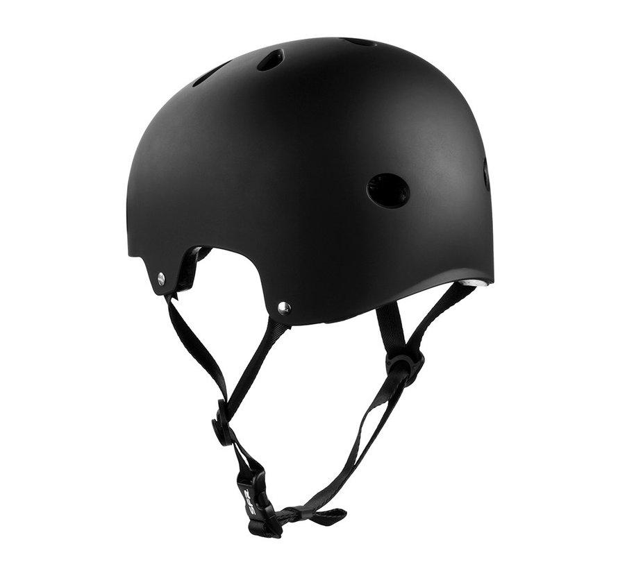 Stuntstep Helm Zwart
