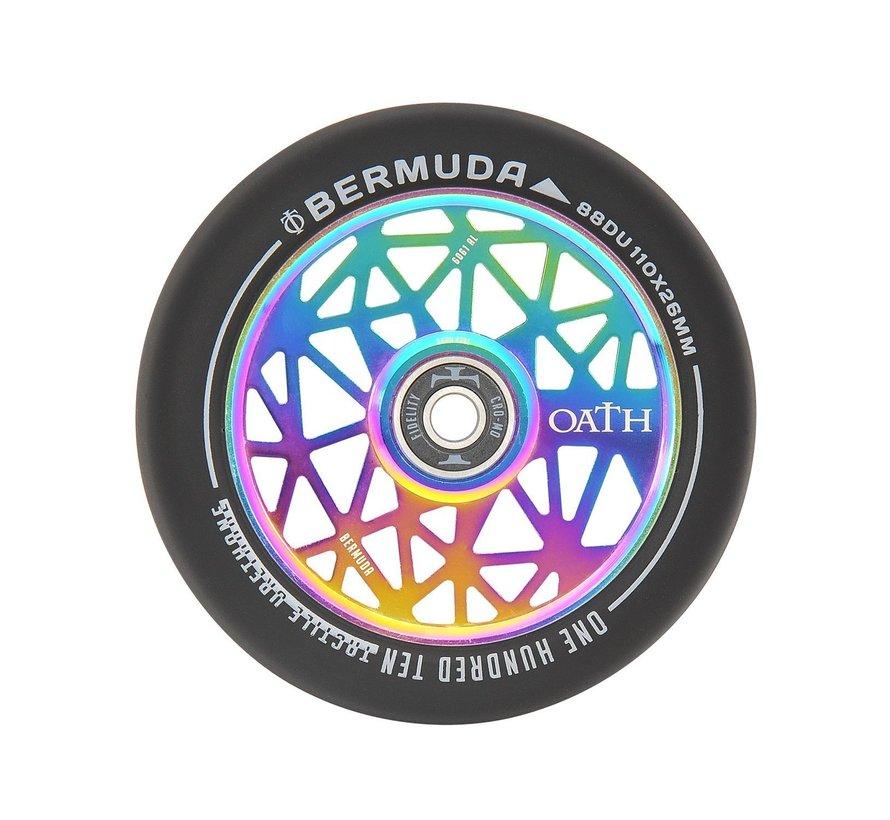 Bermuda 110mm Stuntstep Wielen 2-Pack