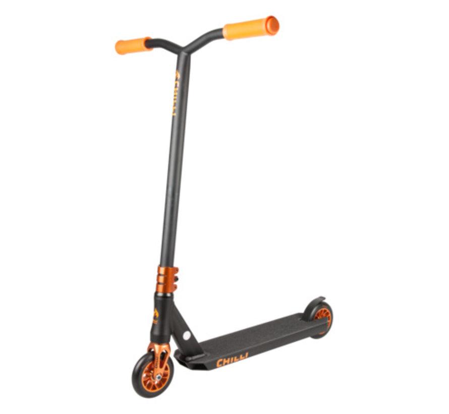Pro Reaper Stuntstep Sun Zwart/Oranje