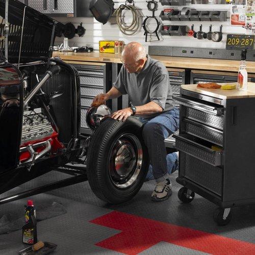 Maak van je garage een showroom en werkplaats in één!