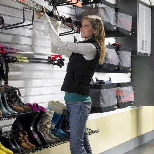 Je garage als fitness-ruimte?