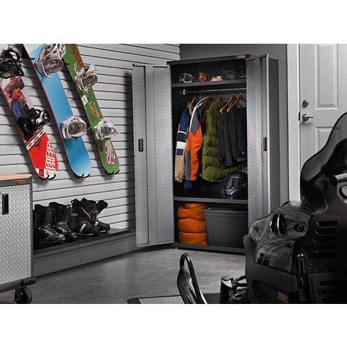 Gladiator® Garage Haak om grote spullen aan op te hangen
