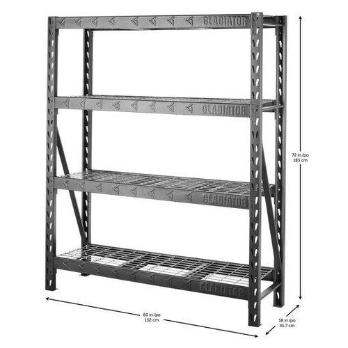 Gladiator® Zware Garage Stelling (183x152x46)