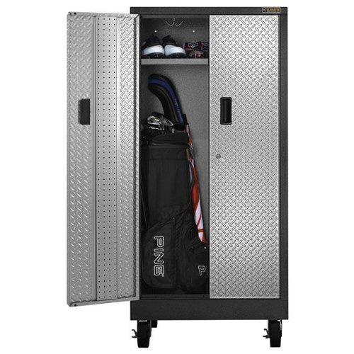 Gladiator® Golf Locker voor het opbergen van 2 Golftassen