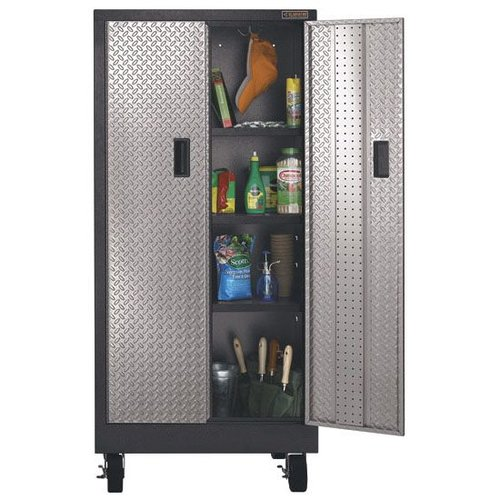 Gladiator® Mobiele Garage-/Werkplaatskast uit de Premier Series (168x76x46cm)