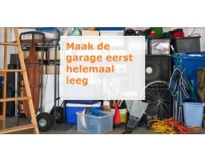 Garage Uitruimen