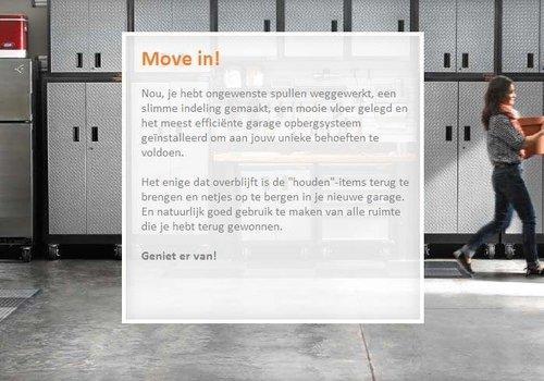Garage Inrichten