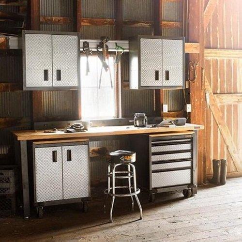 Gladiator® Exclusief lifestyle garage interieur