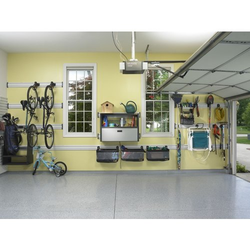 Gladiator® Gladiator® Garage Wandkast met klep (77x107x25cm)