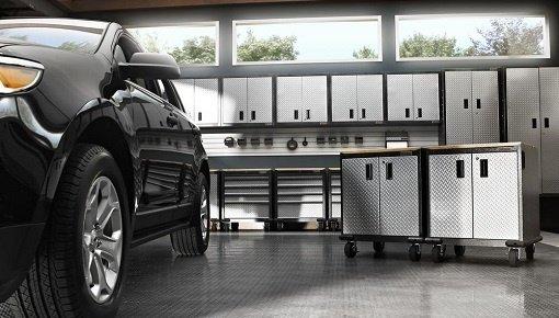 Garagekasten in diverse uitvoeringen