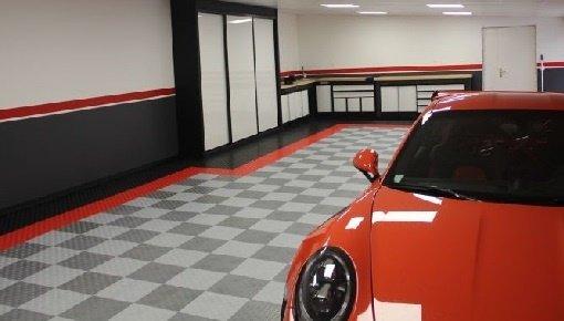 SwissDeck® Garagevloeren
