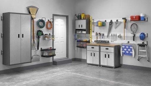 Complete interieur pakketten voor uw garage