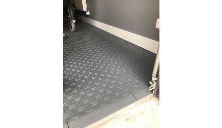 De garagevloer voor iedereen