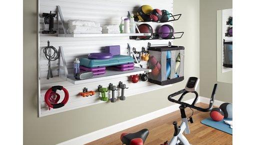 Je eigen fitnessruimte thuis inrichten
