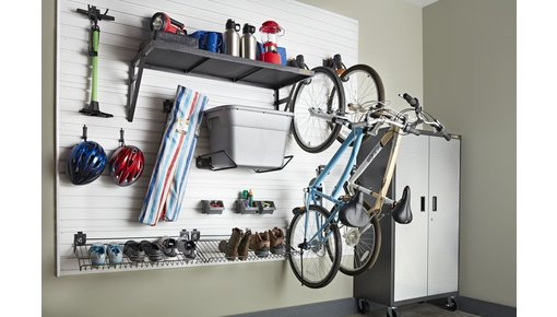 Fietshaken en fietsklauwen om al uw fietsen op te hangen