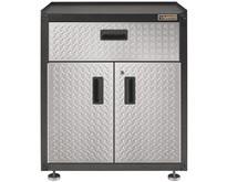 Werkbankkast met 1 lade en 2 deuren | RTA (79x71x46cm)