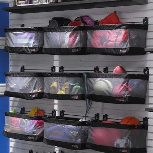 Gladiator® Garage Interieur voor een Fitnessruimte voor het hele gezin