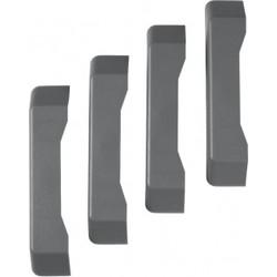 GearTrack® Eindstukken (4-pack)