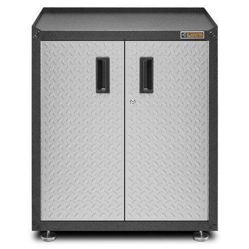 Gladiator® Brede Stalen 2-Deurs Werkbank Onderkast  RTA (79x71x46cm)