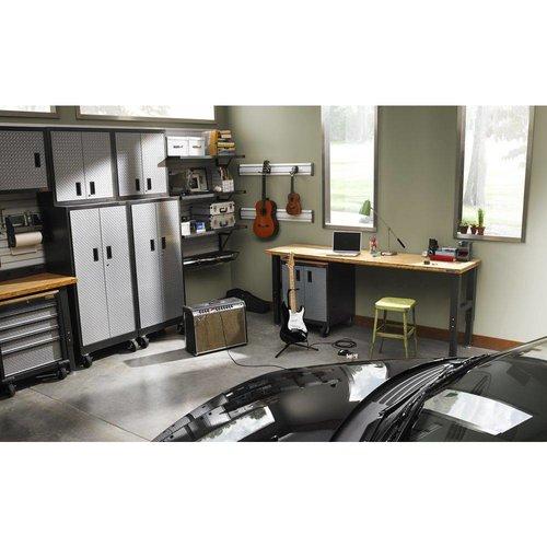 Gladiator® Garage haak voor gereedschap met lang handvat zoals een hamer of een schop