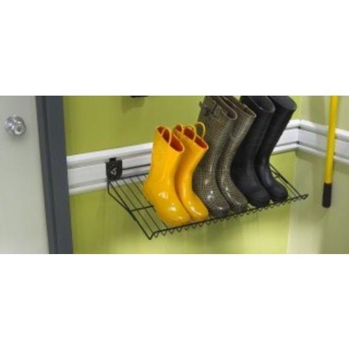Gladiator® Rek om schoenen of laarzen in de garage op te bergen