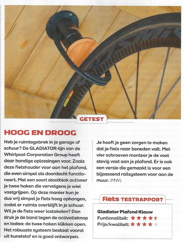 Fiets magazine review