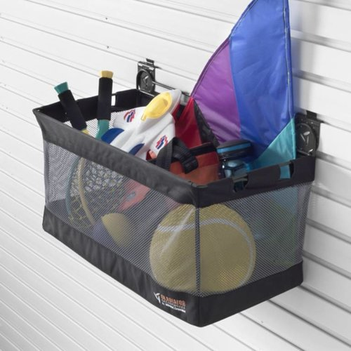 Gladiator® Flexibele en doorzichtige mand voor de garage (61cm)